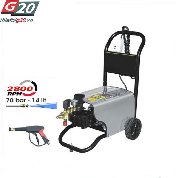 Giá bán máy rửa xe ô tô xe máy  1815_may_rua_xe_projet_p1600e