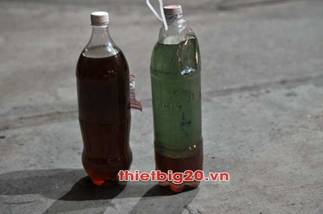 can trống