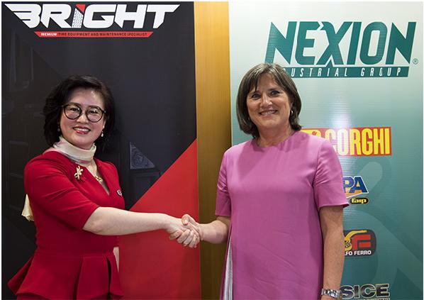 Tập đoàn Italy Nexion Group và Bright Technology thành lập liên doanh Italy