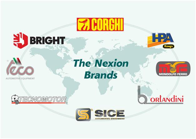Tập đoàn Italy Nexion Group và Bright Technology